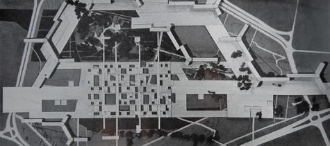 Histoire de l utm aarp r mi papillault architecte - Residence les jardins de l universite toulouse ...